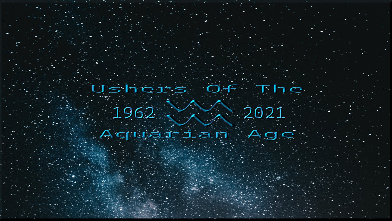 Ushers Of The Aquarian Age