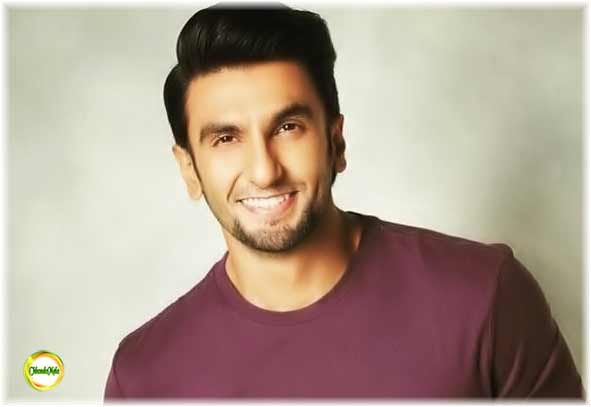 Bollywood Actor-Ranveer Singh-Biography Image