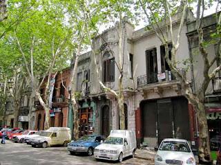 Street Montevideo Uruguay