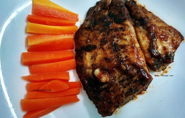 Resep dan Cara Membuat Steak Ikan Dori Barbeque, Dijamin Ketagihan!
