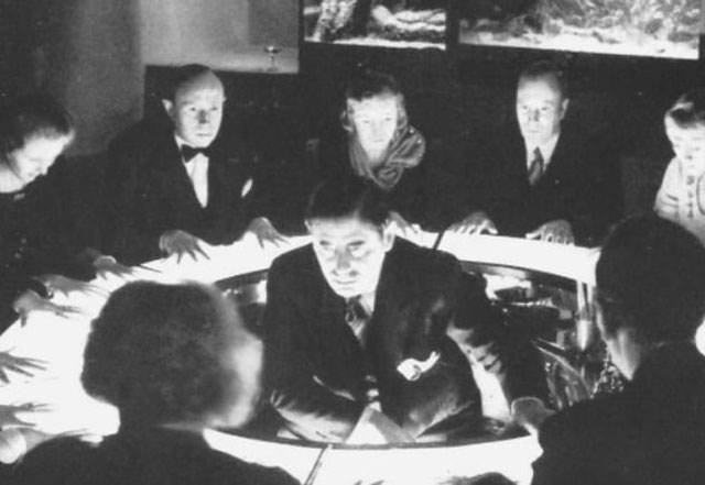 Jerman pada masa Perang Dunia Kedua pernah diperintah oleh partai NSDAP Metode Supranatural yang Pernah Digunakan oleh Nazi Jerman