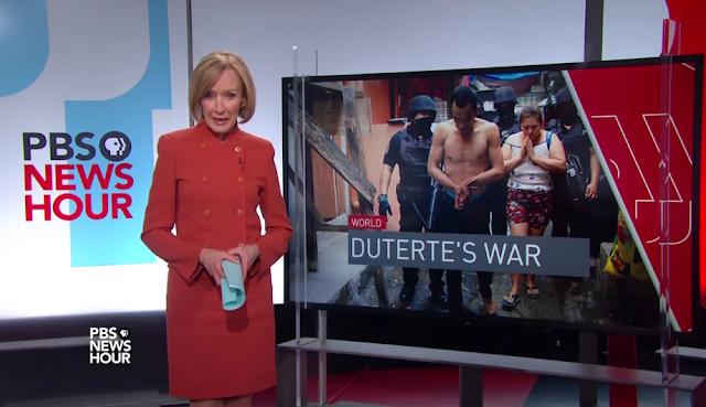 Foreign documentary implicates Duterte for drug war