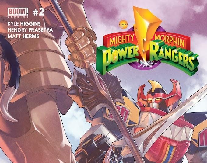 Tomo 2: Saga Green Ranger: Año Uno