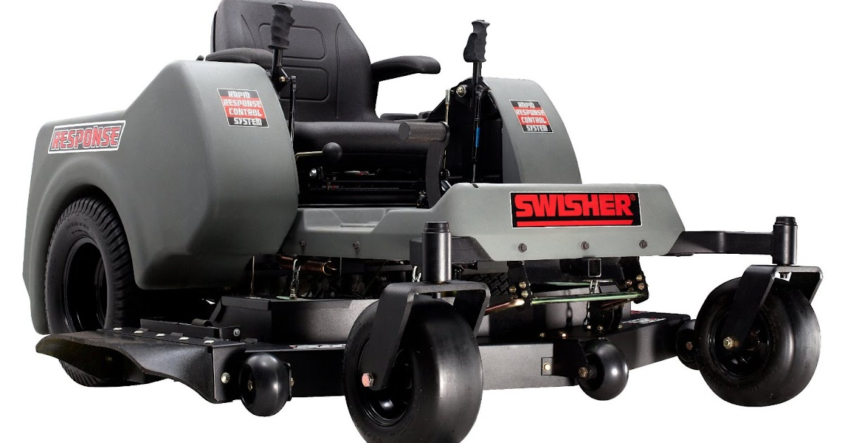 Best Zero Turn Mower Reviews: Swisher ZTR2454BS Response