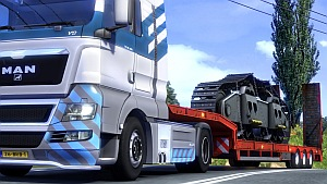 New High Power Cargo Pack DLC