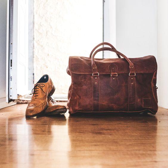 MAHI Leather Bag Review