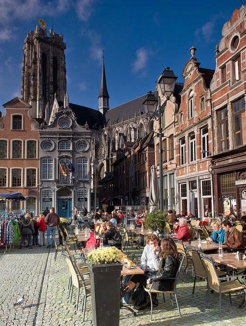 10 Best Places to Holiday in Belgium (100+ Photos) | Grote Market - Mechelen, Belgium