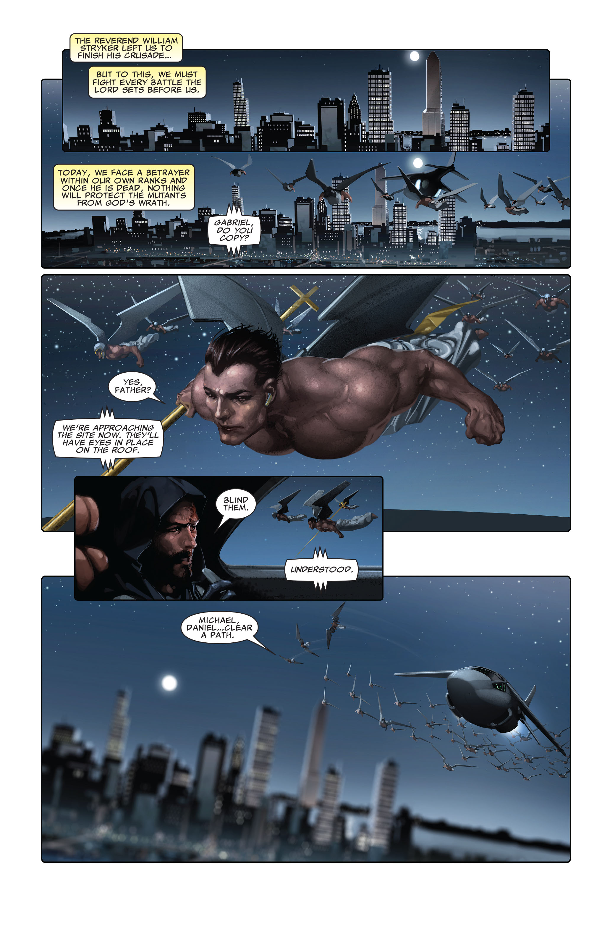 Read online X-Force (2008) comic -  Issue #5 - 14