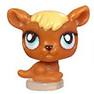Littlest Pet Shop Teensies Kangaroo (#T126) Pet