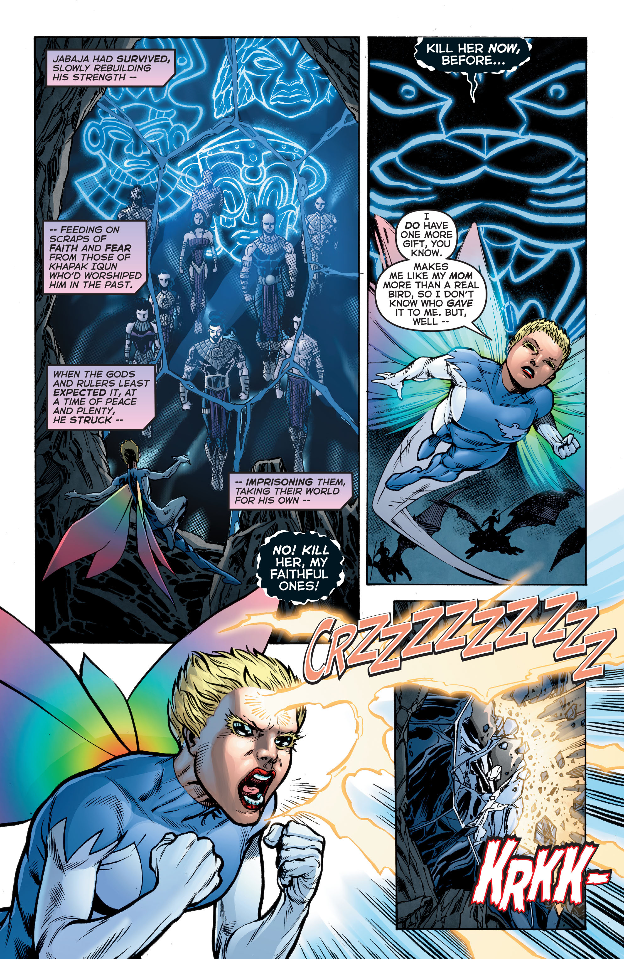 Read online Astro City comic -  Issue #25 - 21