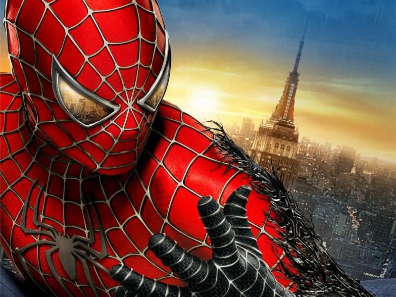 Gambar Spiderman Keren  Lucu dan Keren