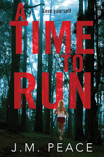 A Time To Run by J.M. Peace book cover