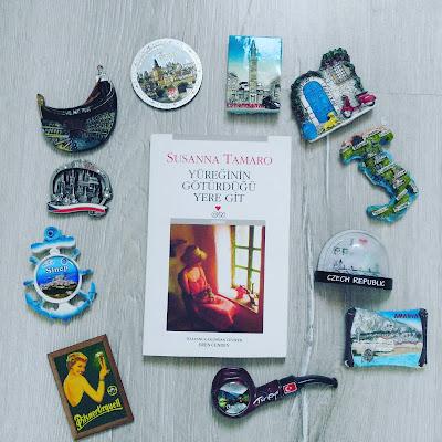 SUSANNA TAMARO – YÜREĞİNİN GÖTÜRDÜĞÜ YERE GİT