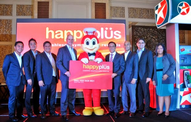 Caltex Happyplus Launch