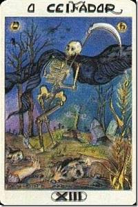 significado da carta da morte xiii no tarot