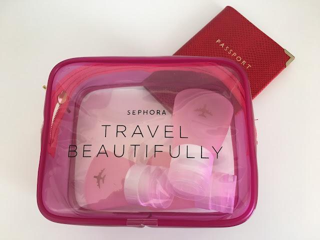 Sephora Travel Beautifully Case