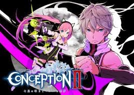 Conception Ii Children Of The Seven Stars Coming To 3ds And Ps Vita