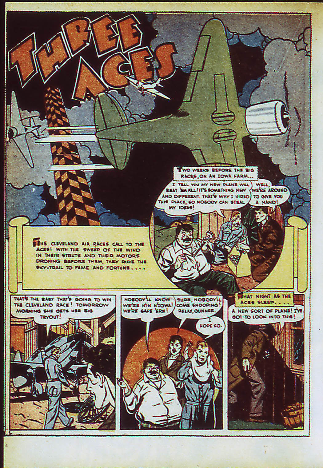 Read online Action Comics (1938) comic -  Issue #41 - 31