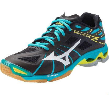 Sepatu volly terbaru fced981403
