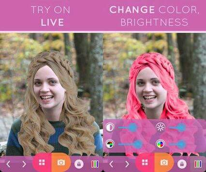 best Android apps for hairstyles