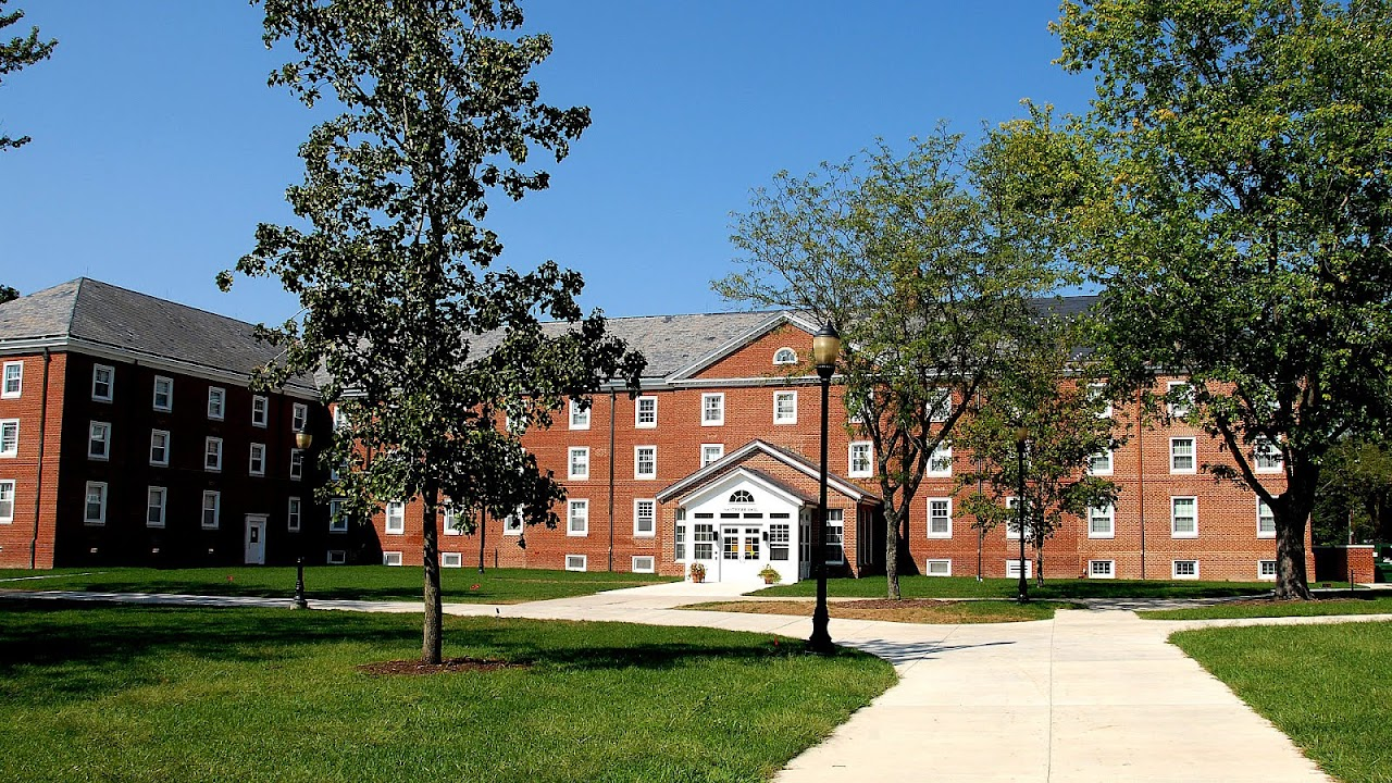 salisbury university blackwell hall