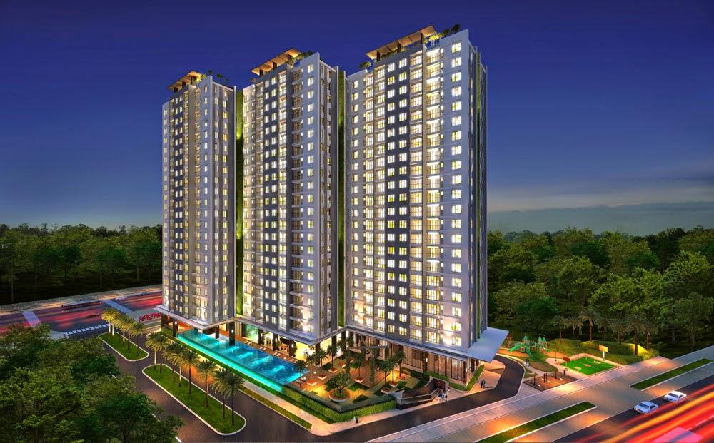 Căn hộ An Gia Star quận Bình Tân, chỉ từ 599 triệu/căn