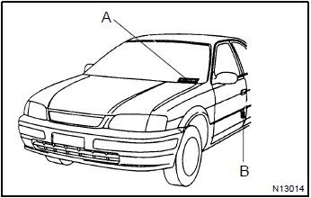 repair-manuals: Toyota Tercel 1996 Repair Manual