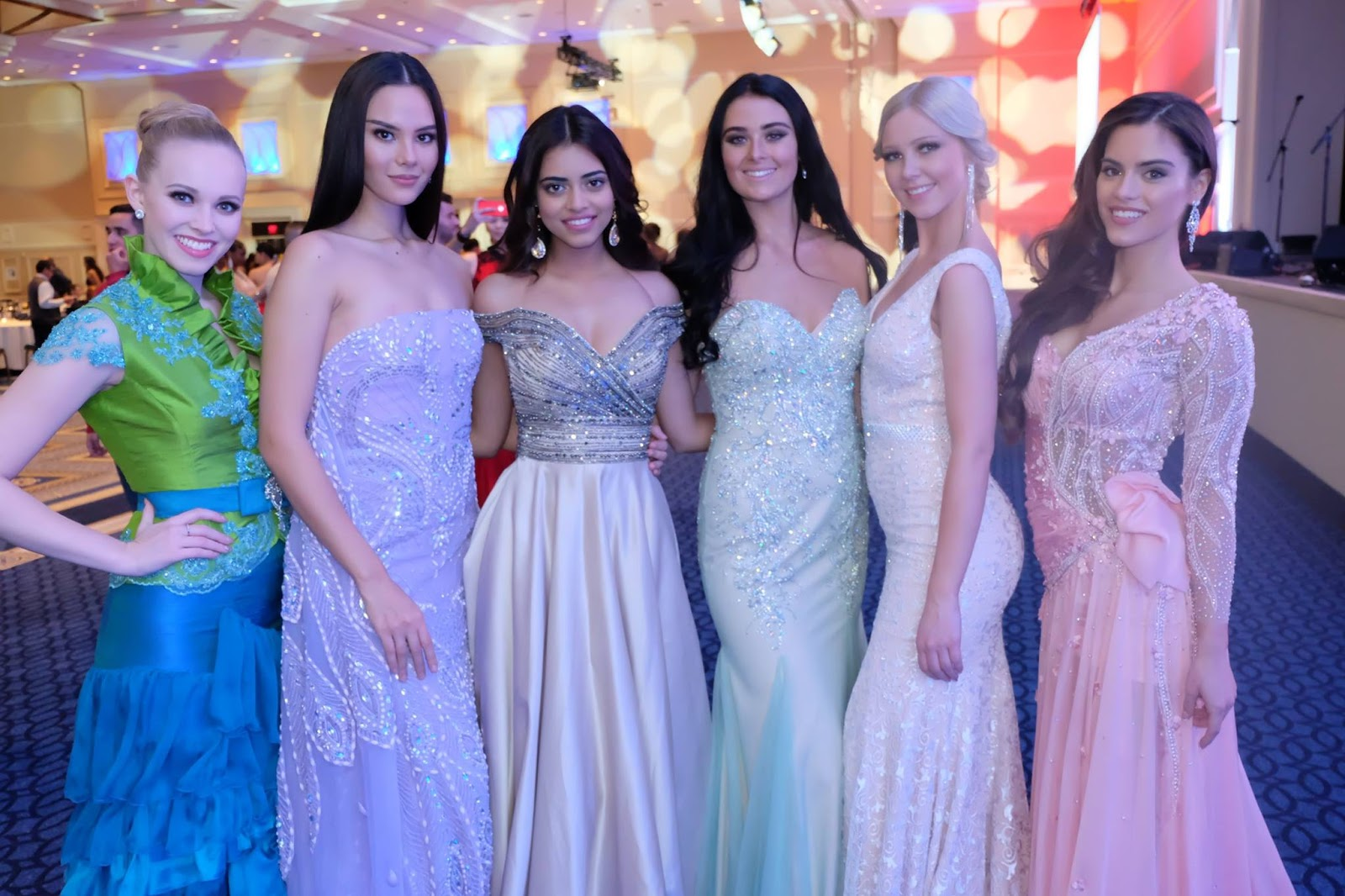 SASHES AND TIARAS.....Miss World 2016 Evening Gowns: Designer Dress ...