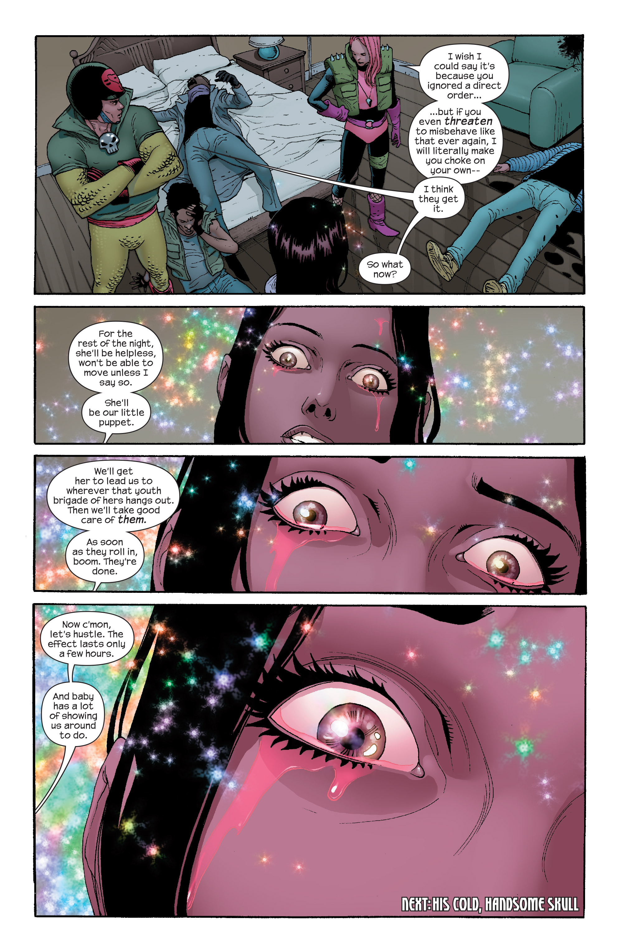 Read online All-New Ultimates comic -  Issue #4 - 22