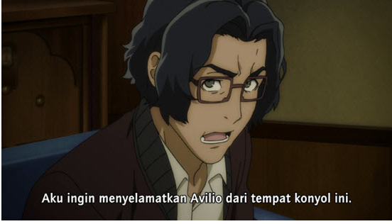 Download Anime 91 Days Episode 10 [Subtitle Indonesia]
