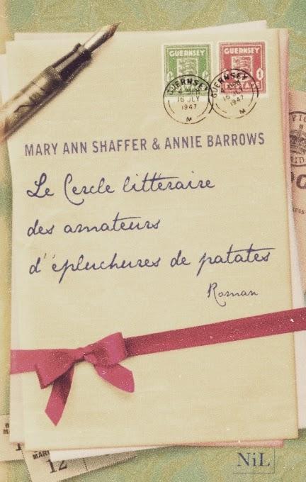 Le cercle littéraire des amateurs d'épluchures de patates de Annie Barrows et Mary Ann Shaffer