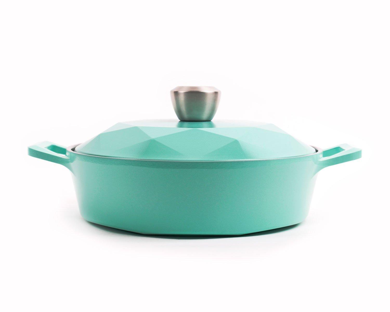 Green Ceramic Kitchen Sink