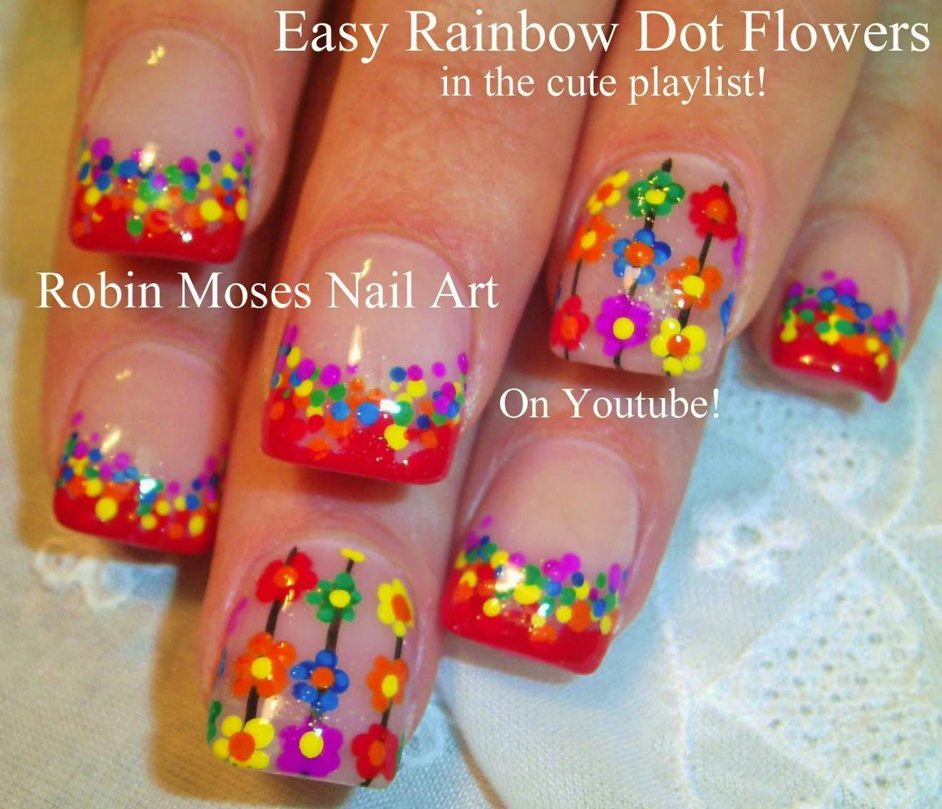 """Nail Art By Robin Moses: """"diy Nail Art"""" """"easy Nail Art"""