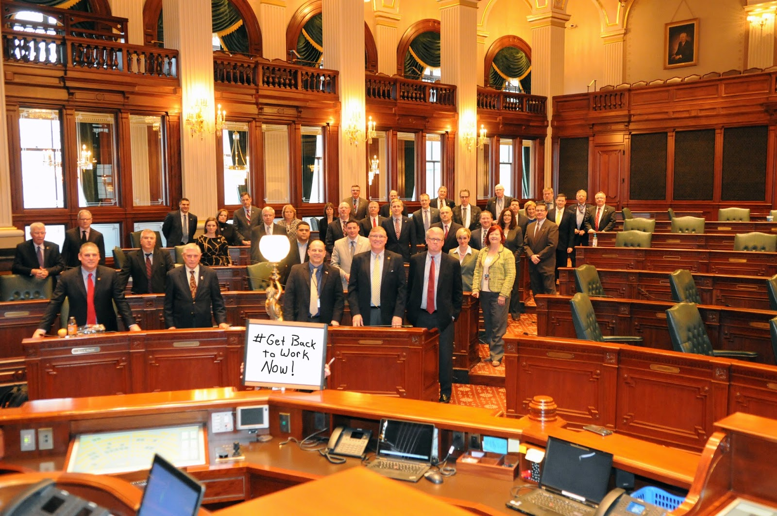 The Caucus Blog of the Illinois House Republicans: Dems ...