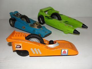 Ssp Toy Race Cars