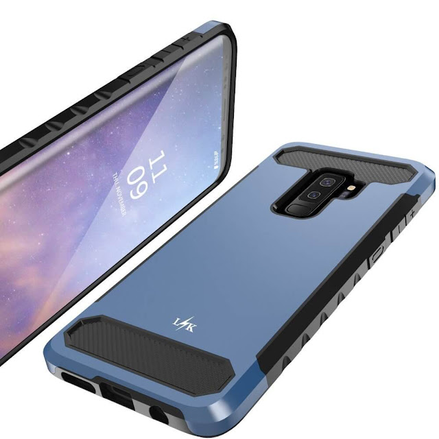 LK Samsung Galaxy S9 Plus Protection Case