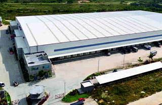 Centro de Distribución Inteligente Jamar