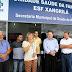 Prefeito Gilson Fantin entrega a população Unidade de Saúde da Família do Xangrilá  em Registro-SP