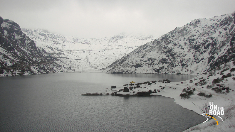 Changu Lake of Sikkim, India