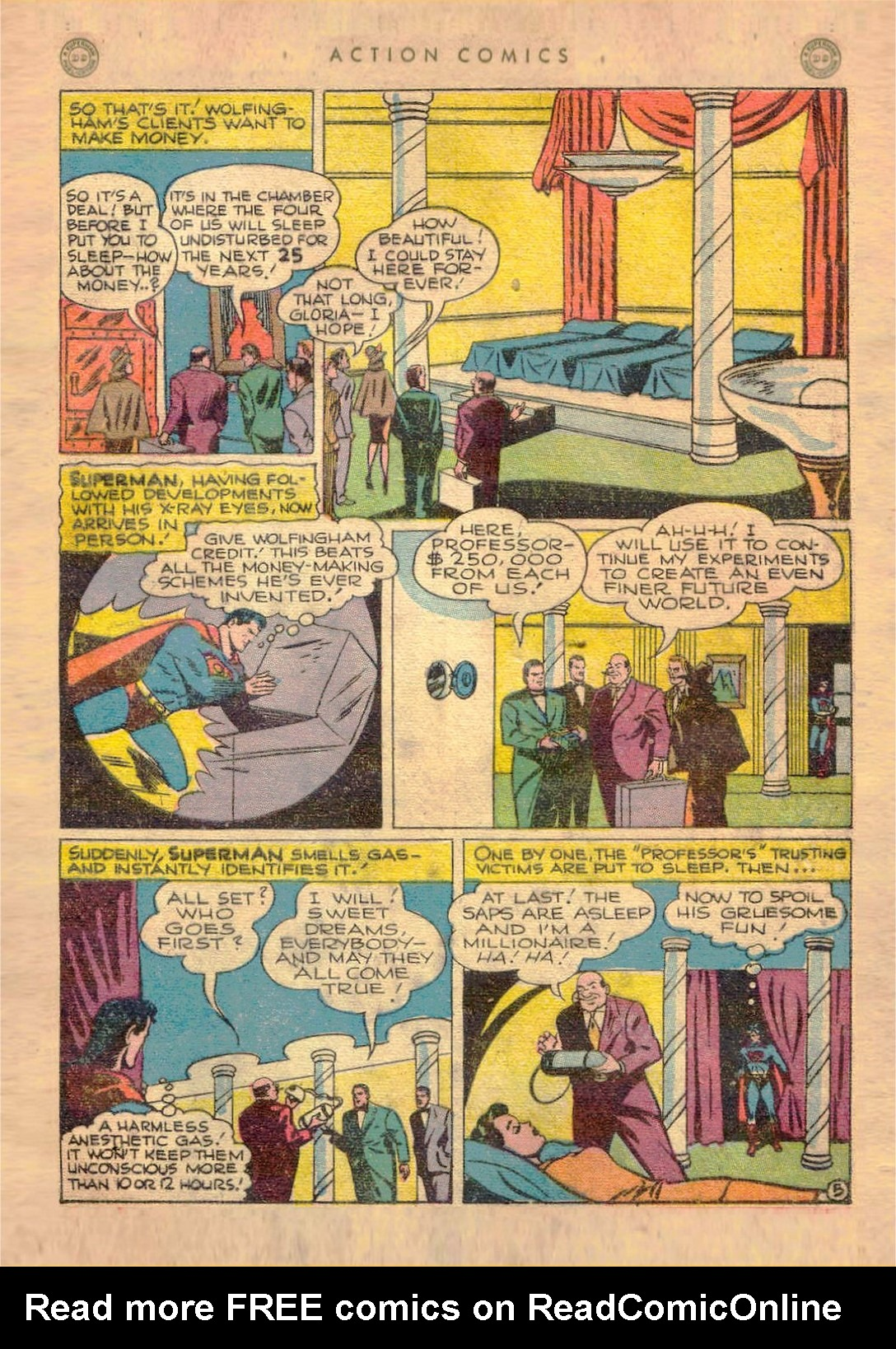 Read online Action Comics (1938) comic -  Issue #107 - 6