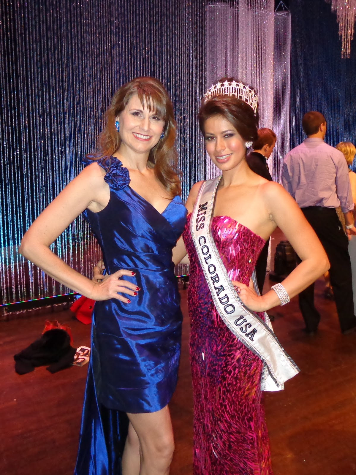 Miss Teen America 2012 Eleana Frangedis: Pageant Coach: Miss Colorado Teen USA And