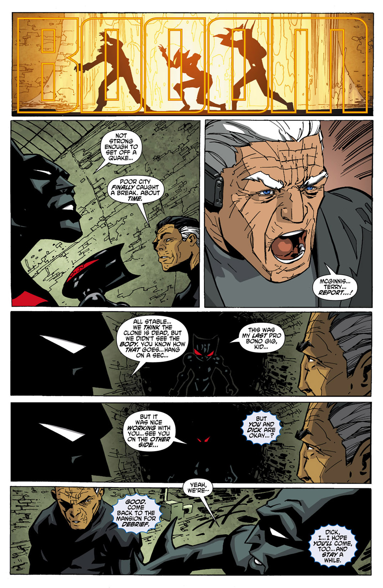 Batman Beyond (2010) Issue #6 #6 - English 20
