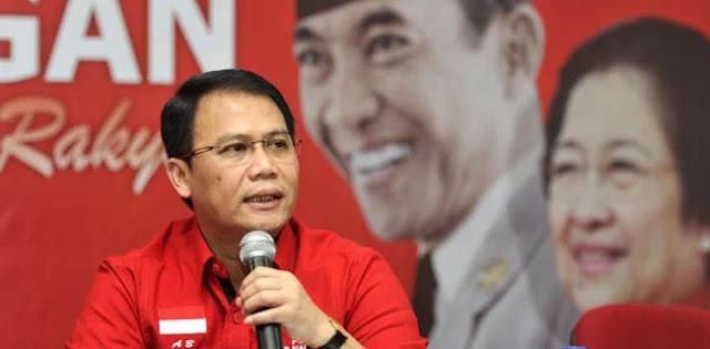 Ternyata Basarah Sangat Terpaksa Sebut Soeharto Guru Korupsi