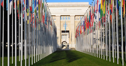 December 14, 2016 Update - United Nations Office, Geneva Switzerland - 2016 Scientific Research Conference