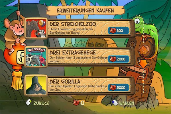 Screen Shot Of Zooloretto Full PC Game Free Download At worldofree.co