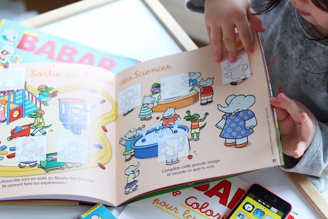 Magazine Babar