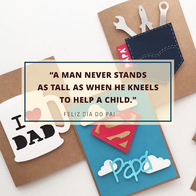 ideias para o dia do pai