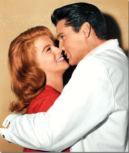 Elvis Presley Rei do Rock: ELVIS E SEU ROMANCE COM ANN-MARGRET