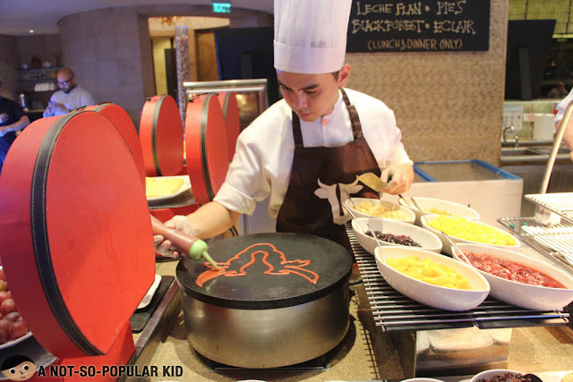 Wagyu Crepe of Heat Buffet in Mandaluyong City