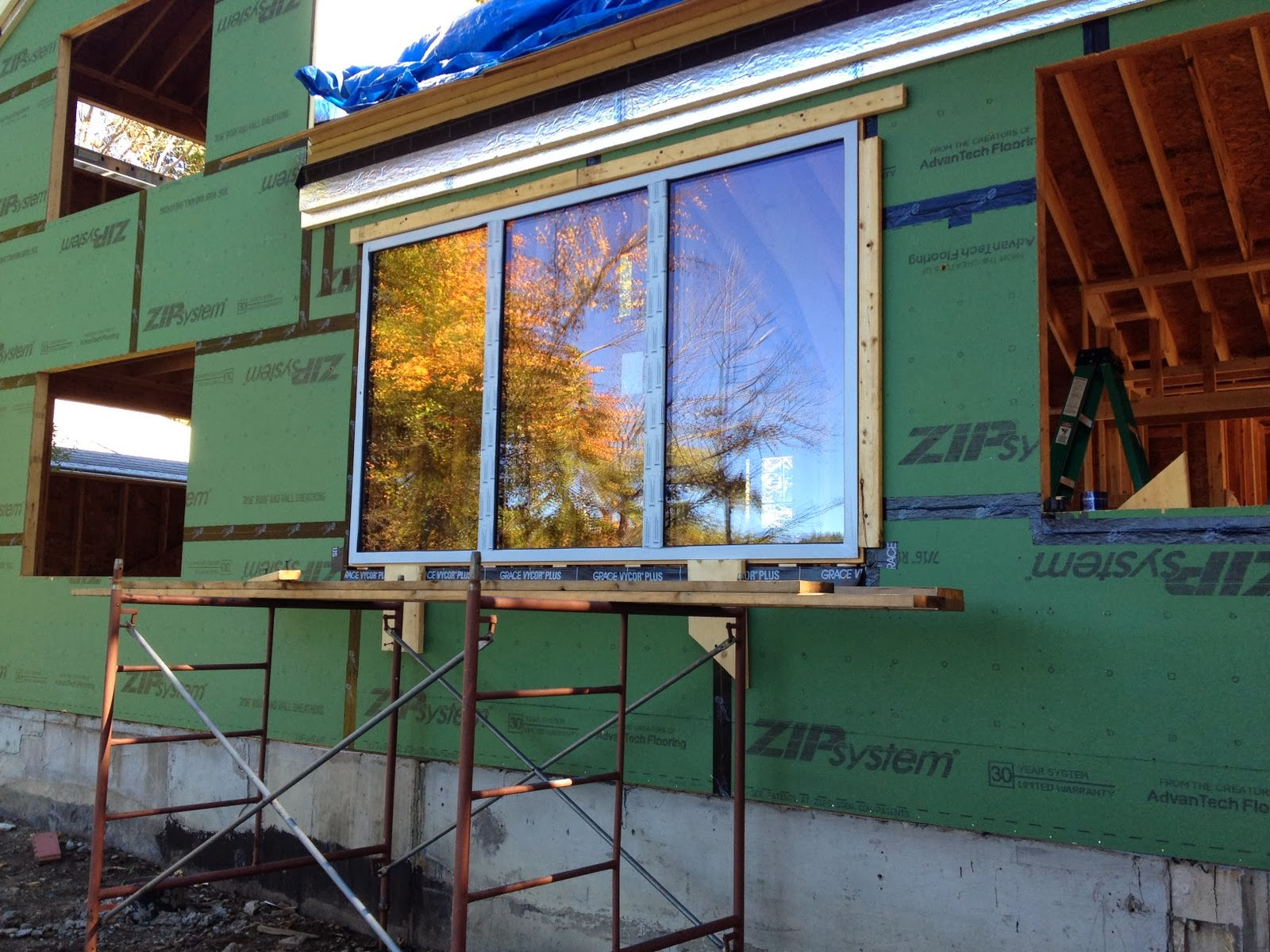 Pretty Good Lake House Windows And Doors Arrive